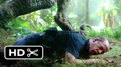 Jurassic Park 3 (5 10) Movie CLIP - They Set a Trap (2001) HD