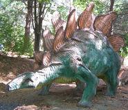 Dinoland stegosaurus