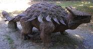 Dinoland ankylosaurus