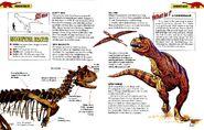 Dinosaur Identikit Carnotaurus 2
