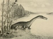 Image from page 107 of Water reptiles of the past and present (1914) (14586299810)
