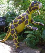 Prehist Psittacosaurus