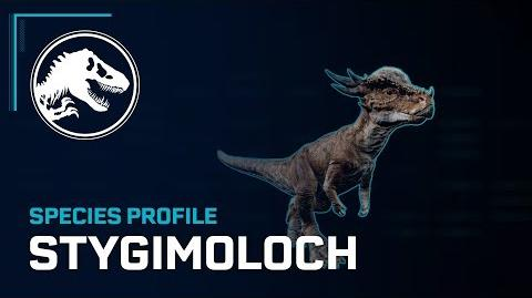 Species Profile - Stygimoloch