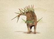 Kentrosaurus+SPREAD 2