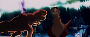 Sharptooth VS Rex 4