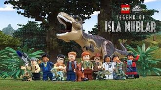 LEGO Jurassic World Legends of Isla Nublar Coming to Nickelodeon September 14