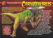 Carnotaurus front