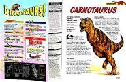 Dinosaur Identikit Carnotaurus 1