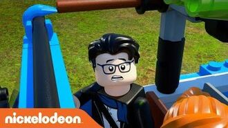LEGO Jurassic World First Look! Nick