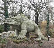 Old megalosaurus