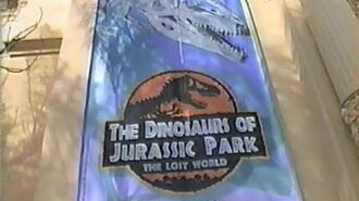 The Dinosaurs Of Jurassic Park The Lost World- San Diego Museum Exhibit (2000)