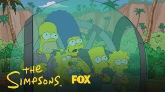 The Simpsons Run Into A Geriatric Dinosaur Season 30 Ep. 4 THE SIMPSONS