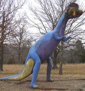 Dworld Corythosaurus