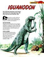 Dinosaur Identikit Iguanodon 1