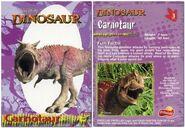 Dinosaur Disney FritoLay Carnotaur