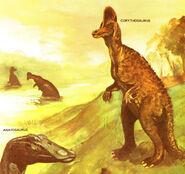 Corythosaurus-Anatosaurus