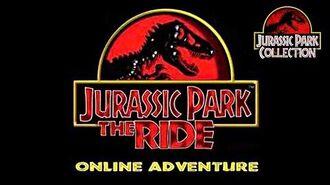 Jurassic Park The Ride Adventure Online