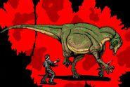 Jurassic park iguanodon updated 2014 by hellraptor-d28k0nb
