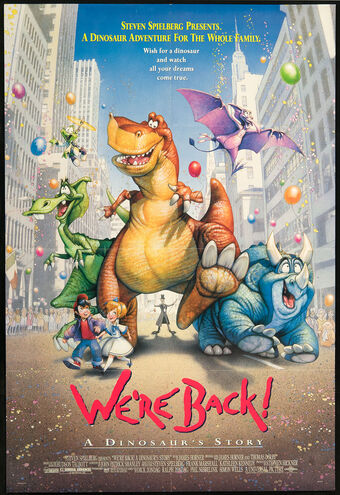 were back a dinosaurs story snes