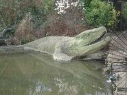 Crystal Palace Mosasaurus