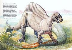 Spinosaurus The evolution and ecology of the Dinosaurs