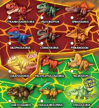 Morphox Dino Explosion