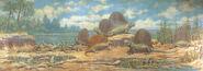 Knight-dimetrodon