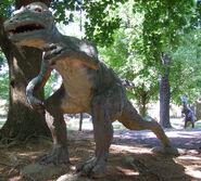 Dinoland pachycephalosaurus