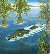 Deinosuchus zt