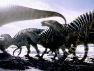 Iguanodon Walking with Dinosaurs 2