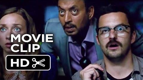 Jurassic World Movie CLIP - Owen Escapes the Indominus Rex Paddock (2015) - Chris Pratt Movie HD