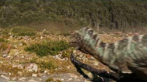 Walking With Dinosaurs Dino Files Dino Discoveries 20th Century FOX