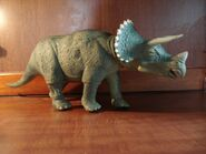 Triceratops Jurassic Park by Kenner