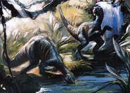 The Psittacosaur Card