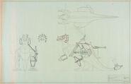 Museum-DesignSketches(Iguanodon4)