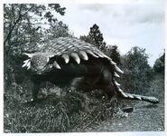 Jonas Studios 1964 World's Fair Ankylosaurus