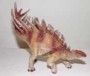 Kentrosaurus Conquering the Earth by Schleich