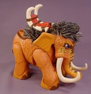 Imahinext Woolly mammoth