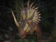 Styracosaurus at DAK3