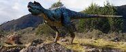 Walking with Dinosaurs Gorgosaurus