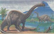 Brontosaurus Excelsus