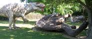 Dinoland megalosaurus