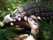 Prehist Ankylosaurus