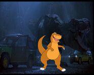 Tirannosauri Universal Pictures dal 1993
