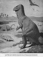 Neave Parker iguanodon