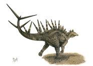 Kentrosaurus aethiopicus by t pekc-d65te57
