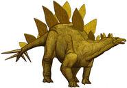 Robert F. Walters Stegosaurus