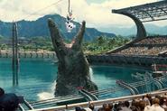 Mosasaurus vore olaf