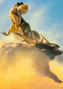 Daspletosaurus vs Styracosaurus