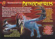 Deinocheirus front